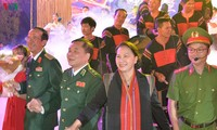 NA Chairwoman hails humanitarian values of Spring program for border people