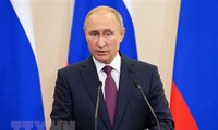 Russia's role in resolving global issues