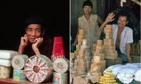 Vietnamese Tet in the old days