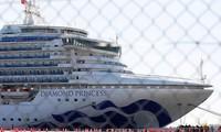 Two Diamond Princess passengers with COVID-19 dead