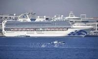 Diamond Princess passengers from Israel, UK test positive for coronavirus