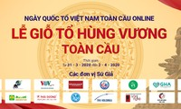 Vietnam Ancestral Global Day 2020 to be celebrated online