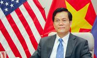 Vietnam, US cooperate to combat Covid-19