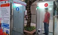 Vietnam's mobile disinfection chambers