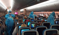 600 EU citizens stranded in Vietnam fly home