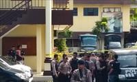 Indonesia smashes bombing plot on mosque