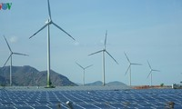 Ninh Thuan starts South East Asia's largest renewable energy project