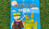 """""""Nước cờ hòa"""" (The draw move), chess book for children to be released on International Children's Day"""