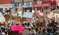 Anti-racism demonstrations spread worldwide
