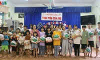 Da Nang Charitable Center, home that cares for children in need