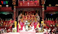 Mother Goddesses worship, an intangible cultural heritage practiced across Vietnam