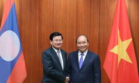 Laos will successfully achieve set targets: Vietnam PM