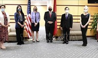US State Department celebrates 25th anniversary of diplomatic relations with Vietnam