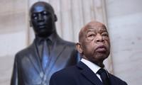 Congressman John Lewis, a civil rights icon, died
