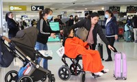 Vietnam continues to bring home citizens from Australia