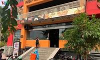 Hanoi locks down area linked to suspected COVID-19 case