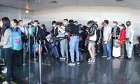 Vietnamese citizens repatriated from Ukraine