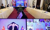 EAS high level meeting, milestone of 15-year cooperation