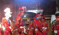 The Dao's worship of Ban Vuong
