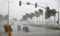 Northern central provinces respond to storm and rains