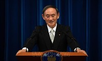 Japan's new PM holds first phone talks with US, Australia leaders