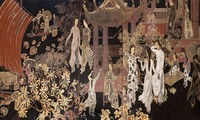 Vietnamese lacquer painting fetches nearly 1 mln USD at French auction