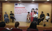 EU-funded project on youths changing preconception on gender in Vietnam