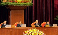 Socio-economic reports, plans delivered at Party Central Committee's 13th session
