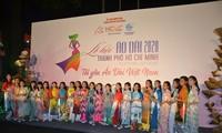 Ho Chi Minh City Ao Dai Festival 2020 honors Vietnam's intangible heritage