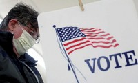 Nearly 22 million Americans break record by voting early in US election