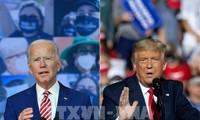 US election: Joe Biden leads over President Trump