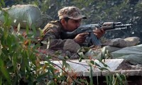 Russia, Pakistan conduct joint military drills