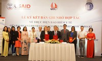 USAID, Vietnam Social Security cooperate in health insurance
