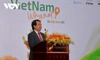"""Vietnam Why Not""  - reality travel TV show stimulates tourism demand"