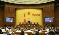 Cabinet members clarify legislators' issues
