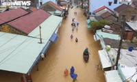 UNESCO-recognised Hoi An inundated by flooding again