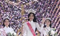 Do Thi Ha crowed Miss Vietnam 2020