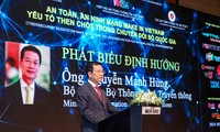 """""""Make in Vietnam"""" cyber security – a key in national digital transformation"""