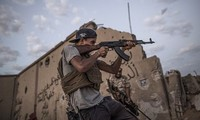 20,000 foreign troops stationed in Libya