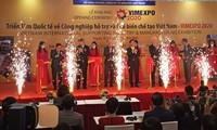 International Expo creates opportunities to develop support industry
