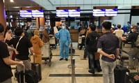 Vietnamese citizens stranded in Angola, Myanmar, fly home
