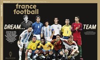 The greatest football team of all times announced