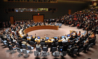 UN Security Council welcomes five new non-permanent members