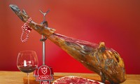 Spanish Iberian ham, the world's most expensive cured meat