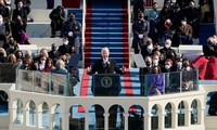 Joe Biden, sworn in as 46th US president and delivers message of unity
