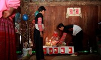 Mong ethnic people welcome Lunar New Year