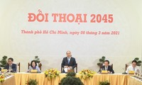 """""""For a strong, prosperous Vietnam"""" - Aspiration for 2045"""