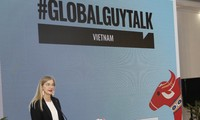 'GlobalGuyTalk' encourages men to talk about things they rarely talk about