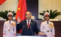 World leaders congratulate new Vietnamese leaders