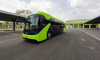 Vietnam's first electric bus service launched